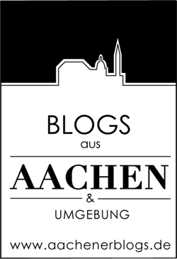 Dies ist ein Aachener Blog